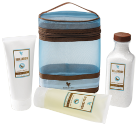 Aroma Spa Collection - Forever Living Products
